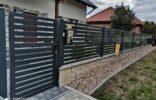 ogrodzenie palisadowe na murku (3)